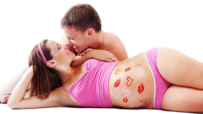 как порадовать беременную женщину