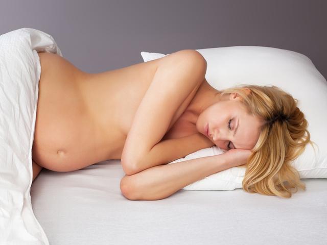 беременность и ваш сон