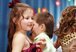детские утренники и ваш ребенок