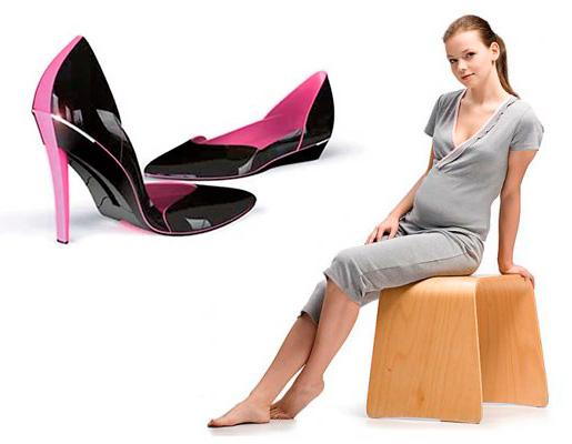 как выбрать обувь для беременной