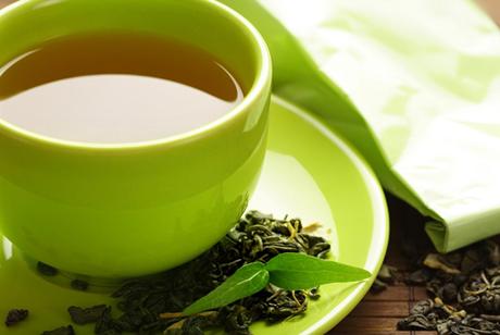 зеленый чай. за и против
