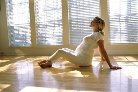 беременность и упражнения - хорошее сочетание