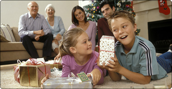 организовываем праздники и создаем традиции