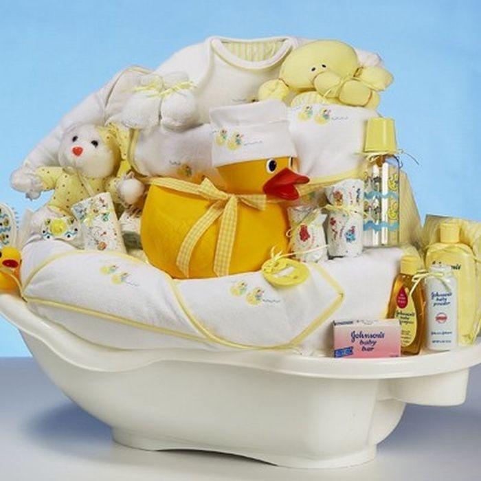 оригинальные подарки к рождению ребенка