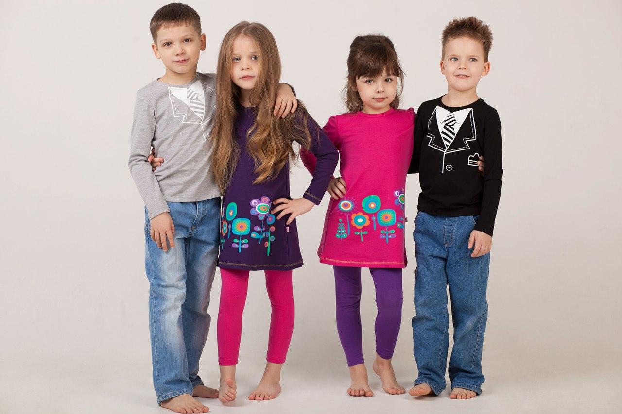 детскaя спортивнaя одеждa с символикой