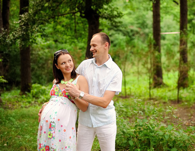 Муж ушел от беременной 43