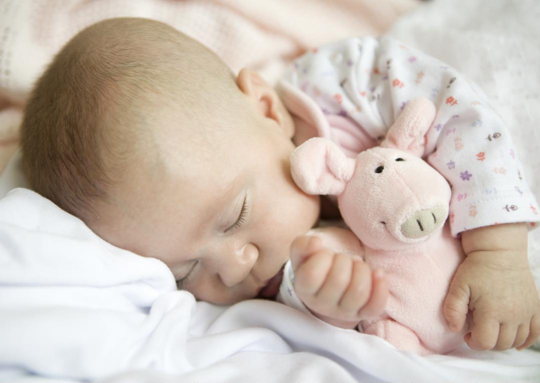 Что делать чтобы ребёнок крепко спал