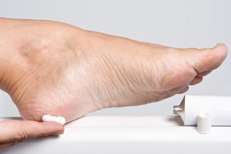 Dry feet