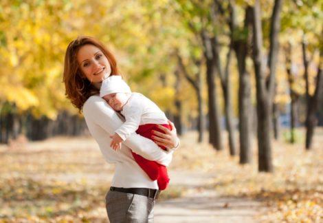 Что надеть после родов